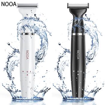 Akumulatorowa maszynka do golenia brody elektryczna maszynka do golenia dla mężczyzn wodoodporna maszynka do golenia bezbolesna maszynka do golenia tanie i dobre opinie CN (pochodzenie) trymer do włosów