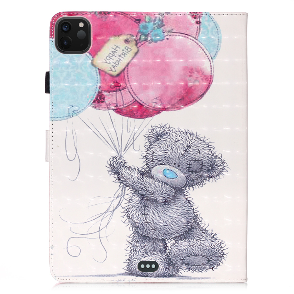 Case Owl Tablet Butterfly Coque Pro 2020 Bear For iPad 11 For Leather Funda Unicorn Cover