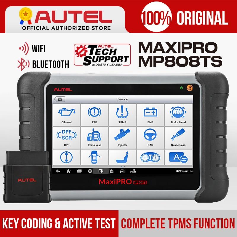 Autel MaxiPRO MP808TS OBDII Diagnostic Tool WIFI Bluetooth OBD2 Scanner Full TPMS Service TPMS Activation Programming PK MS906BT|diagnostic tool|tpms diagnostic tooltpms tool - AliExpress