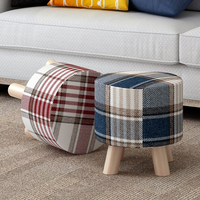 shoes and stools cloth Sofa stool stool stool stool stool small stool for testing shoes stool solid wooden low stool