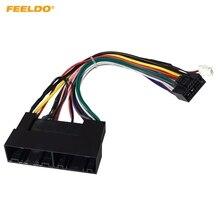 Adaptor Plug-Harness IX35 Power-Calbe-Wire Audio-16pin Car-Radio FEELDO for KIA Carens