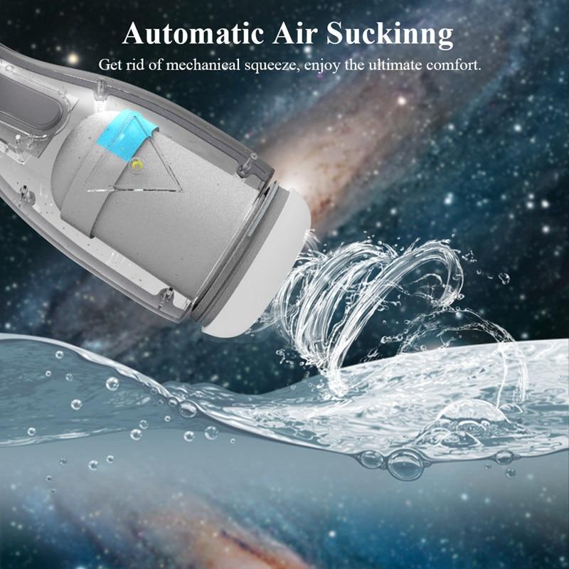 Vacuum suction