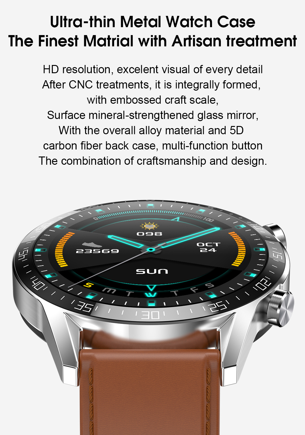 Hddbfb8c897e044139f604419983d82e0P Timewolf IP68 Smart Watch Men Android 2020 Full Touch Smartwatch Men Women Smart Watch For Huawei Xiaomi Apple IOS Android Phone