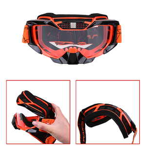 Image 3 - POSSBAY Motorcycle Dirt Bike Racing Goggles MX Off Road Glasses Motorbike Outdoor Sport Oculos Cycling Goggles Motocross Gafas