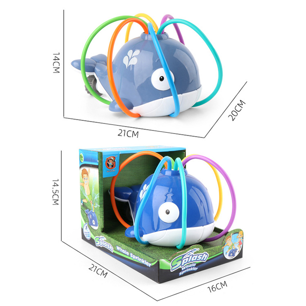 desenhos animados rotatable jardim sprinkler brinquedo bebe 05
