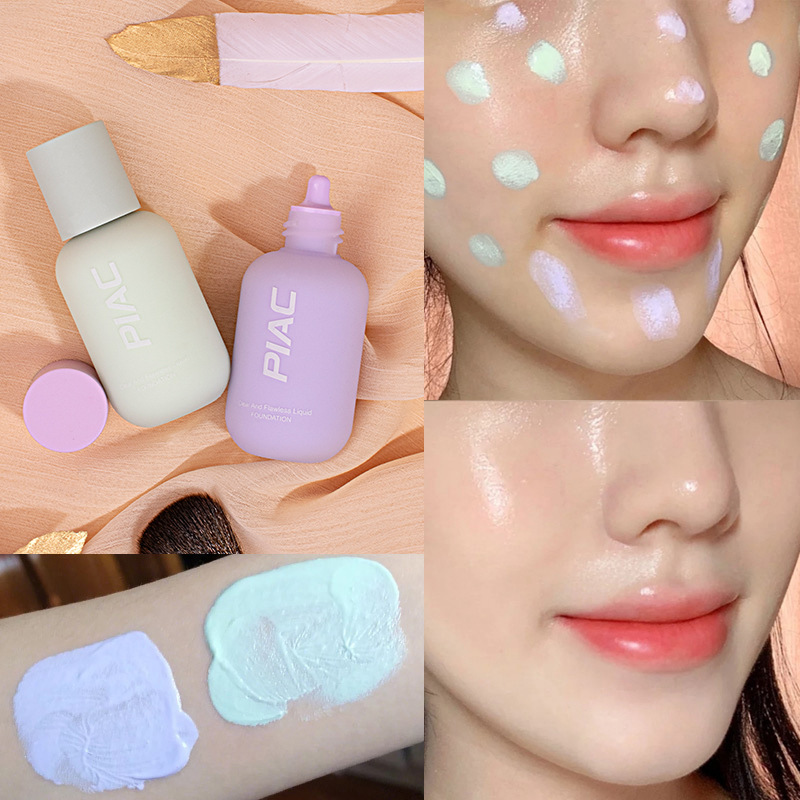 New two in one small bottle isolation brightening moisturizing cream invisible cream concealed makeup