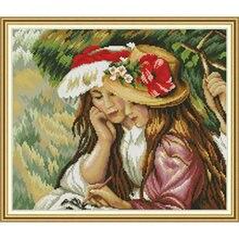 Everlasting love girls 2 китайские наборы крестиков экологичный