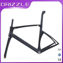 2019 BXT New V-Brake road bicycle frameset carbon road cycling frame Carbon 700c Carbon bike frame 49/52/54/56cm factory Outlet single speed bike frame 700c 48 51 54 58 51cm fixed gear bike frame visa trx999 road bicycle frame aluminum alloy frame