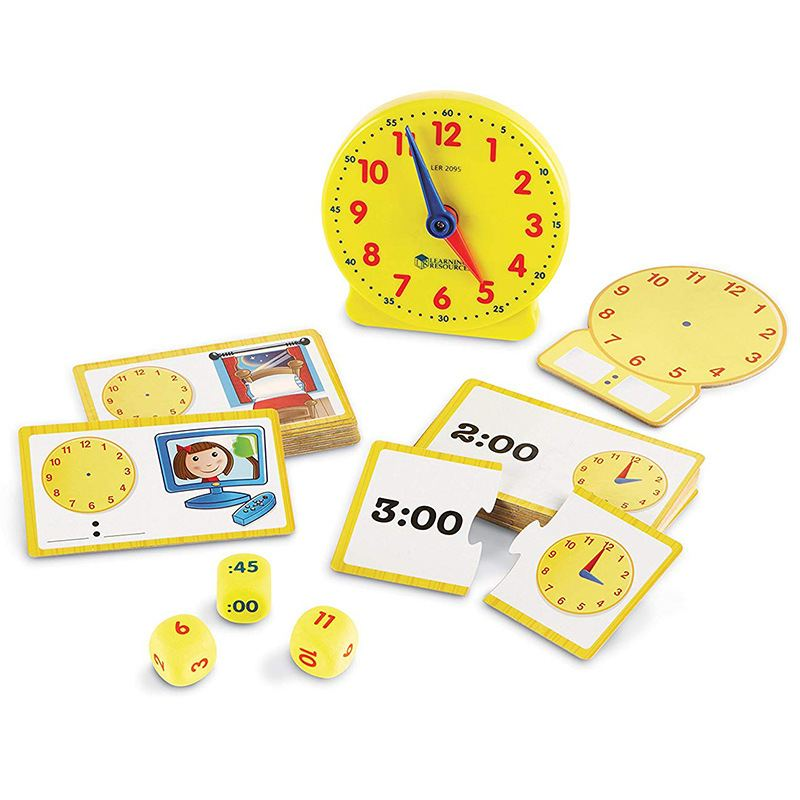 Planification du temps jeux de bureau pour enfants apprentissage éducation jouet éducatif Intelligence jeu jouets jouet créatif