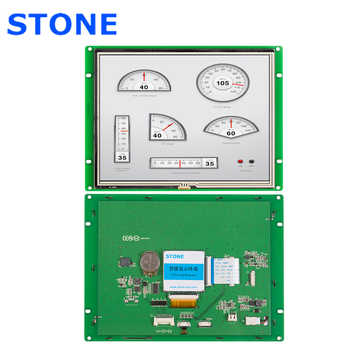STONE 8.0 Inch HMI TFT LCD Display Module with Embedded System +Software for Equipment Use - DISCOUNT ITEM  15 OFF Electronic Components & Supplies