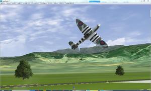 Image 5 - Wireless RC Simulatore di RC di Simulazione di Volo V2 Realflight XTR/FMS/G7/Phoenix/Freerider FPV Quadcopter di Formazione RC Simulatore