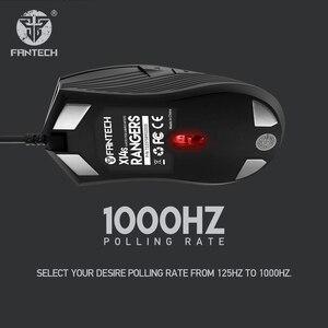 Image 4 - Fantech X14S光学調節可能な4000dpi 7Dマクロプロフェッショナル有線ゲーミングマウスマウスゲーマー不可欠人間工学