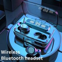 Original M11-9 fones de ouvido sem fio tws bluetooth5.0 fone alta fidelidade ipx7 à prova dwireless água controle toque fone para esportes/jogo
