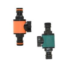 wxrwxy Car wash hose tap quick connector valve garden hose tap 1/2 cranes Water gun adapter quick fitting adapter 1pcs