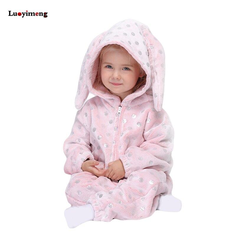 Kigurumi pyjama lapin Onesie pour enfants Animal licorne vêtements de nuit Pyjamas enfants garçons filles combinaison hiver chaud flanelle Pijama