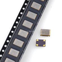 5 pces 5*7mm 7050 4 pinos smd oscilador 50mhz 50m 50.000mhz oscilador de cristal ativo