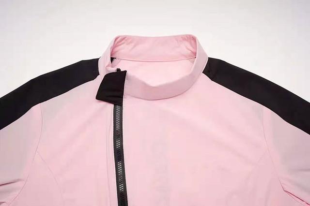 KWomen's thin windbreaker sportswear long-sleeved golf apparel