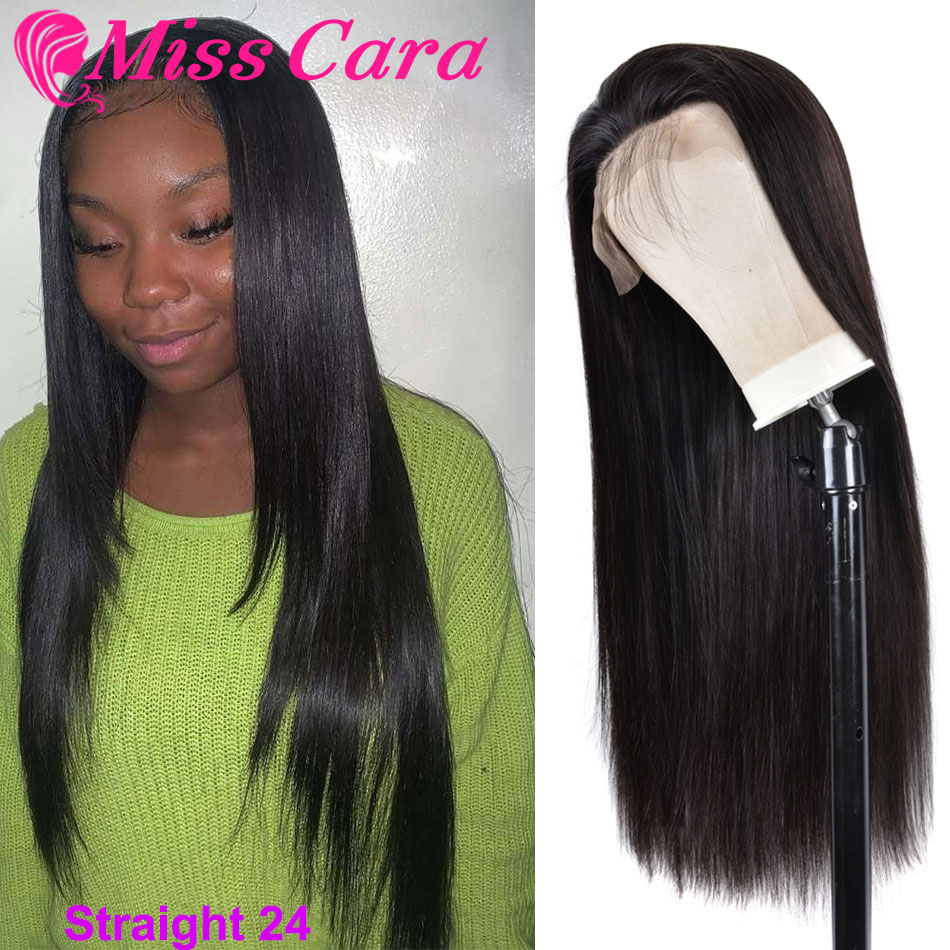 180% Density Best Lace Front Wigs Malaysian Straight Hair Lace Front Human Hair Wigs With Baby Hair Miss Cara Remy Hair Wigs