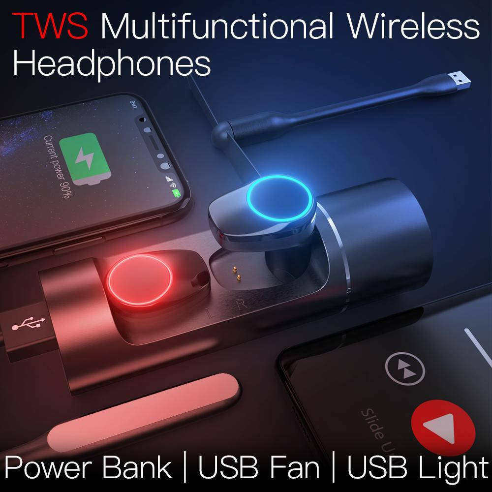 JAKCOM TWS Super Wireless Earphone Super value as jordan <font><b>4</b></font> <font><b>powerbank</b></font> <font><b>18650</b></font> box headphone case headphones with microphone image