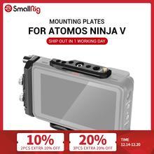 SmallRig Mounting Plates and HDMI Cable Clamp for Atomos Ninja V CMA2338