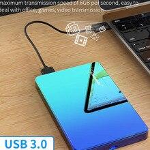 ABS цветной жесткий диск 2,5 ТБ внешний жесткий диск ТБ 2 ТБ устройство для хранения жесткий диск для компьютера портативный HD 1 ТБ USB 3,0