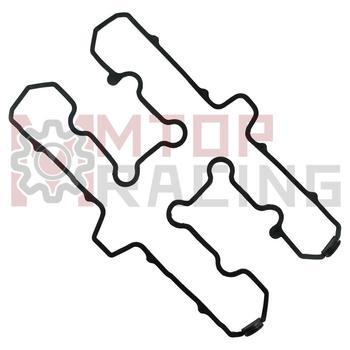 Uszczelka pokrywy głowicy cylindrów dla Yamaha XJR1200 (1994-1998) XJR1300 (1998-2016) 5WM-11193-00-00 1999 2000 2001 2002 03 04 05 06 07 tanie i dobre opinie Rubber