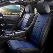 Чехол для автокресла на заказ для авто Subaru Impreza Legacy XV Forester Outback Jaguar XE XJ XF XJL XEL XFL автомобильные аксессуары синий