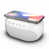 Wireless Charger Fast Charge Wireless Communication Speaker Phone Holder LHB99