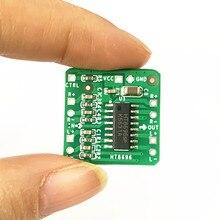 Diferansiyel amplifikatör kurulu 2x10W dijital D sınıfı ses güç amplifikatörü HT8696 diferansiyel giriş 3.6 ~ 8.5V