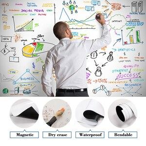 Image 5 - A3 rozmiar 297mm x 420mm tablica magnetyczna magnesy na lodówkę tablice prezentacyjne strona główna kuchnia tablice informacyjne pisanie naklejek magnesy