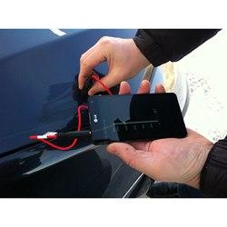 Автолактест Avtolaktest толщиномер краски для смартфона телефона авто АЛТ-1м 3,5мм alt1m  iPhone Android