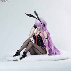 Image 3 - B סגנון Danganronpa Kirigiri Kyouko רך גוף באני ילדה לשחרר סקסי בנות אנימה PVC פעולה איור אוסף דגם צעצועים מתנה