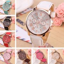 Luxury Watch Automatic Mechanical Genuine Leather Wristband Business Man Wrist Watch Needle Precise Time(China)