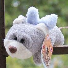 Plush-Toys Fridge Magnet Classic Bear Stuffed-Animals Blue Cute Hot-Sale