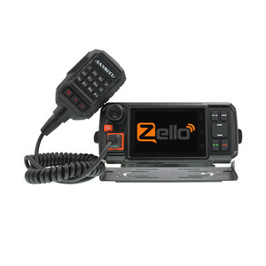 Image 4 - ANYSECU 4G W2Plus Unlock 4G Network Radio Android7.0 WCDMA GSM Walkie Talkie with WIFI N60 work with Real ptt Zello + AC charger