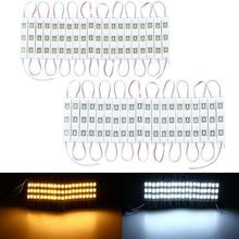 10PCS 20PCS LED Module Strip Light DC12V 7.5W 15W SMD5730 Waterproof Pure White Warm Mirror