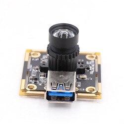 5MP Aptina MI5100 USB 3.0 Webcam 50fps 30fps 5 megapikselowa kamera wysokiej prędkości MJPEG YUY2 UVC moduł kamery dla Android Linux systemu Windows Mac