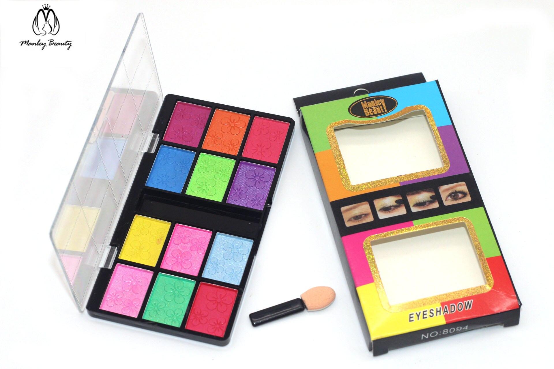 12 Color Matte Eyeshadow Eye Makeup Waterproof Mineral Powder Shimmer Eye Shadow Make Up Palette Cosmetics For Women