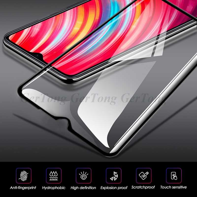 HD للصدمات غطاء كامل الزجاج المقسى ل Xiaomi Redmi ملاحظة 8 برو واقي للشاشة ل Xiaomi Redmi 8 ملاحظة 8 تشديد الزجاج