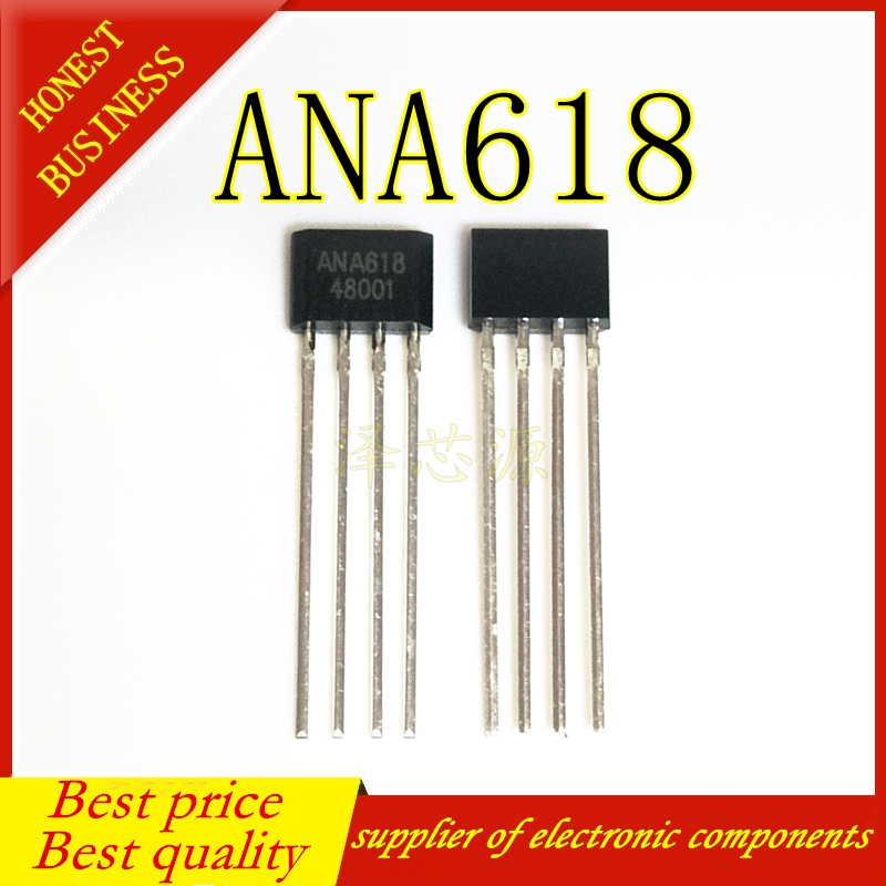 10pcs Solar Lawn Controller ANA618 TO-94 New Original