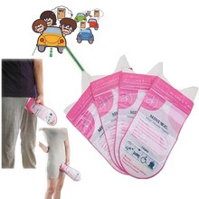 Emergency Portable Car Urine Bag Vomit Bags Disposable Urinal Toilet 4PCS Super Absorbent Pee for Men Women