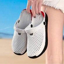Sandales pour femmes et hommes, chaussures de plage respirantes, sabots de jardin à la mode, chaussures d'eau, Trekking, pataugeoire, taille 36 à 45
