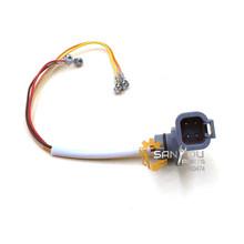 PC300-7 wtryskiwacz paliwa uprząż 6745-81-9240 6745819240 dla koparka Komatsu PC300-8 PC300-7 wtryskiwacza tanie i dobre opinie CN (pochodzenie) 6745-81-9240 plug PC300-7 injector plug Indukcja magnetyczna 6745819240 plug High PC300-7 PC300-8 Grey