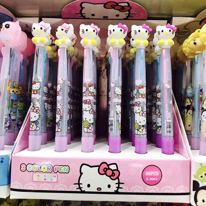Firma mejor variedad tinta oficina Color Kawaii bolígrafo dije de regalo de cumpleaños bebé regalos niños escuela Roller fiesta invitados estudiantes