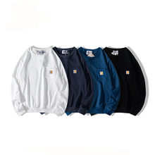 Men and Women Spring And Autumn Long-Sleeved Loose Pullover Hip-Hop Casual Top Brand Clothing 2021 New