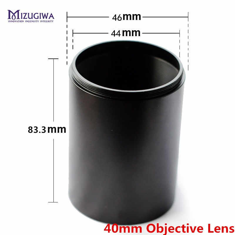 Parasol MIZUGIWA para Visor de Rifle con objetivo de 40mm o 50mm, parasol para pistola Airsoft AZA