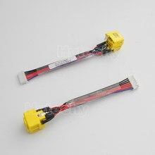 Входной разъем питания постоянного тока в кабеле ДЛЯ Lenovo ThinkPad W510 W520 W530 50.4CU05.001 50.4CU05.101