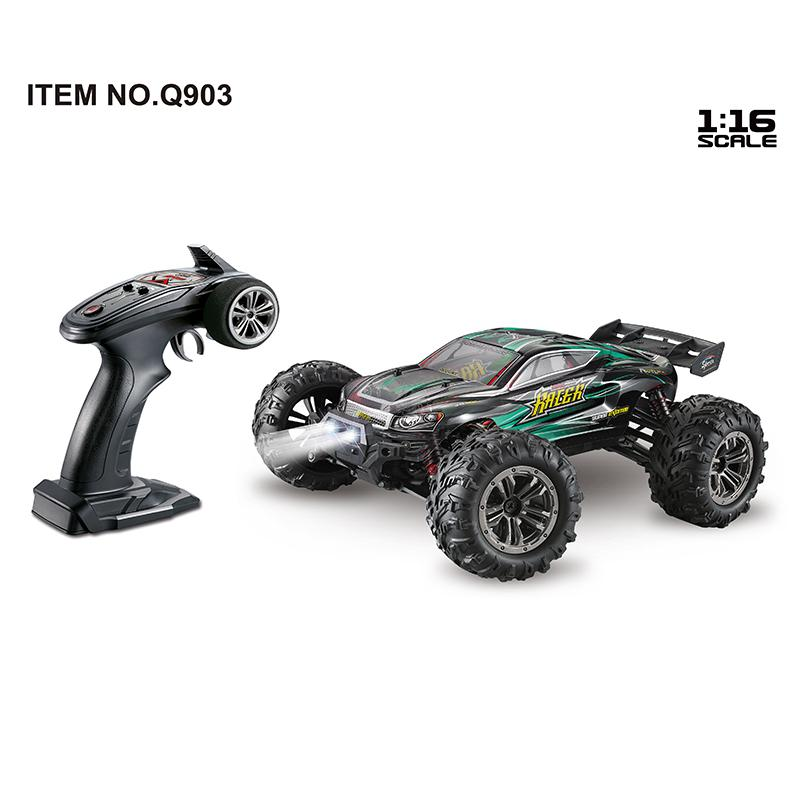 RCtown 1:16 Brushless Four-wheel Drive High Speed RC Car Toy