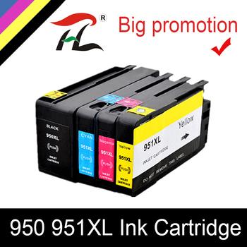 Kompatybilny do HP 950XL dla 951XL dla HP950 pojemnik z tuszem 950 951 Officejet Pro 8600 8610 8615 8620 8630 8625 8660 8680 drukarki tanie i dobre opinie NoEnName_Null Pełna 950XL 951XL 950 951 Wkład atramentowy HP Inkjet CM751-80013A Black Cyan Magenta Yellow ORIGINAL used and refurbished