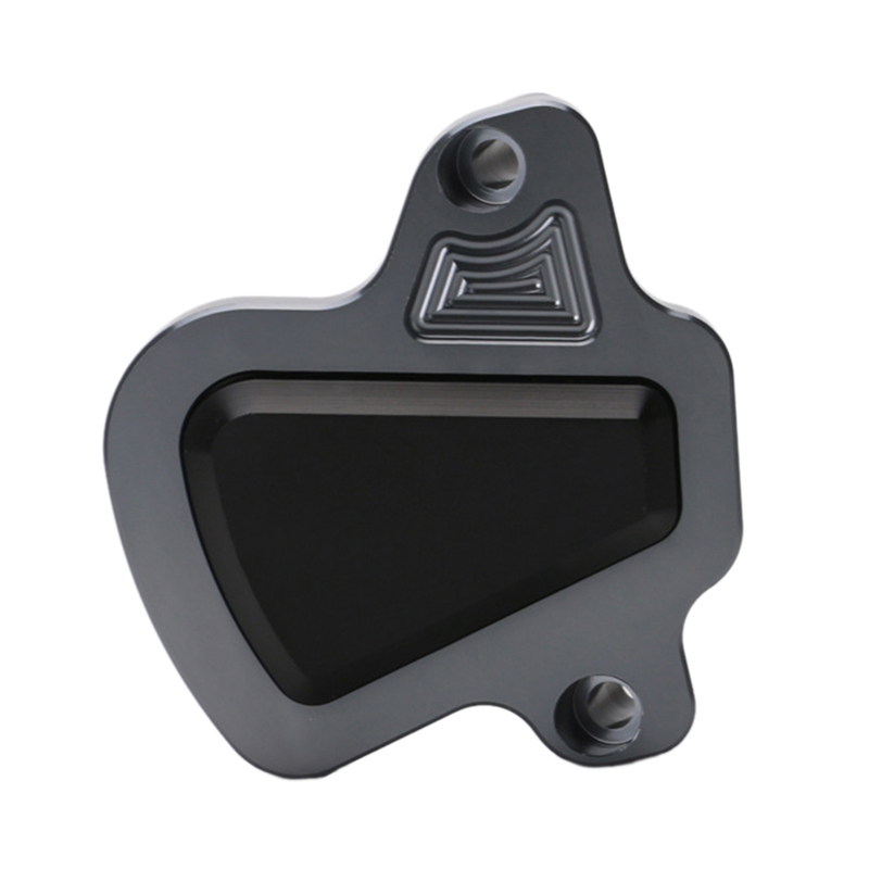 Motorcycle Modified CNC <font><b>PCX</b></font> 150 <font><b>125</b></font> Engine Guard Cover Pad Protector for <font><b>Honda</b></font> PCX150 PCX125 2018 <font><b>2019</b></font> Parts image
